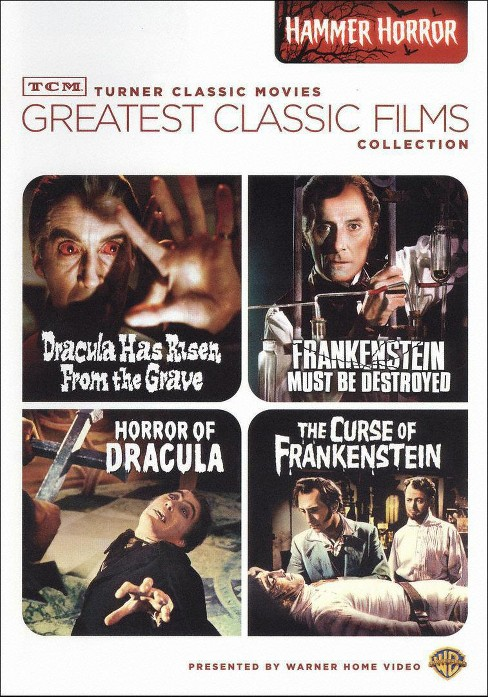 TCM Greatest Classic Films Collection: Hammer Horror [2 Discs] - image 1 of 1
