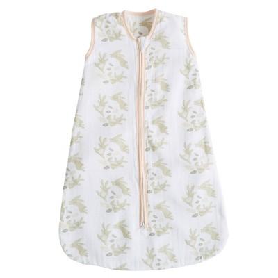 Patina Vie Sleepsack 100% Cotton Swaddle Blanket - Bunnies