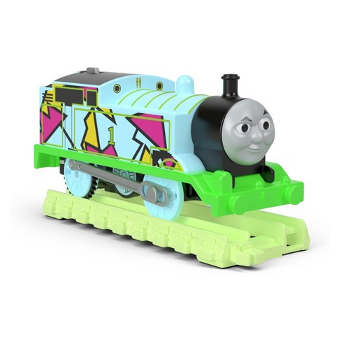 Fisher-Price Thomas & Friends TrackMaster Hyper Glow Thomas Engine - image 1 of 6