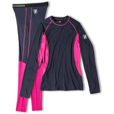 Chamonix Nanterre Lightweight Baselayer Set Womens