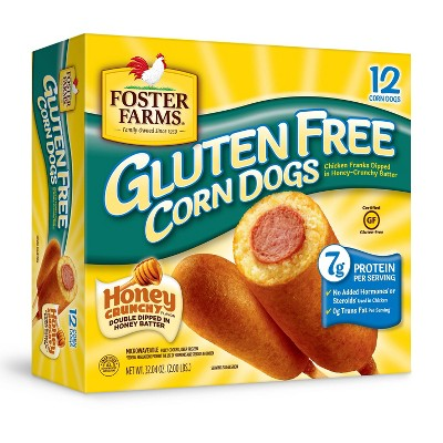 Foster Farms Gluten Free Corn Dogs - 32.04oz