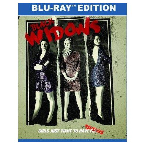 Black Widows (Blu-ray) - image 1 of 1