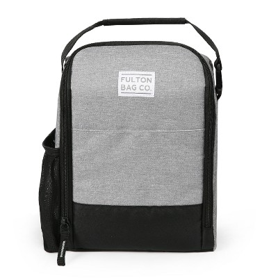 Fulton Bag Co. Lunch Bag - Gray