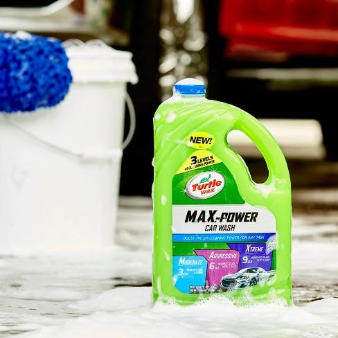 Turtle Wax Max Power Car Wash 100 Fl Oz Target