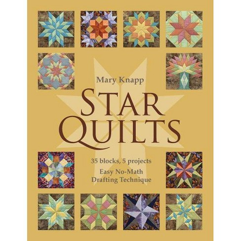 Star Quilts - by  Mary Knapp (Mixed media product) - image 1 of 1