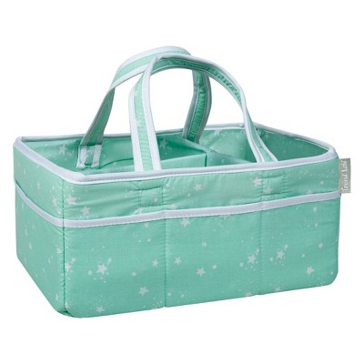 Trend Lab Storage Caddy - Mint Stars