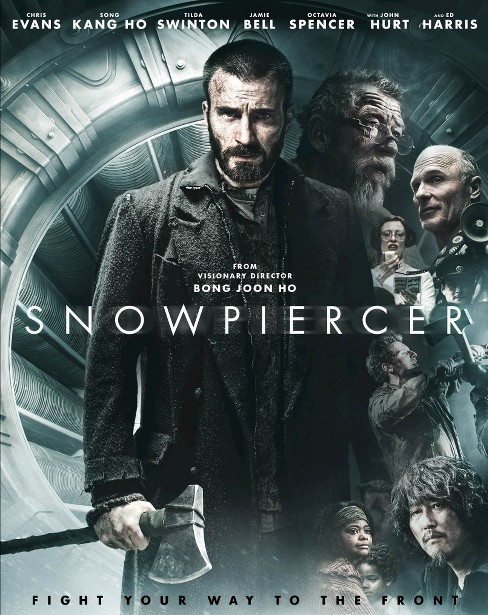 Snowpiercer (Blu-ray) - image 1 of 1