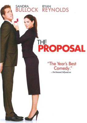 The Proposal (dvd_video)