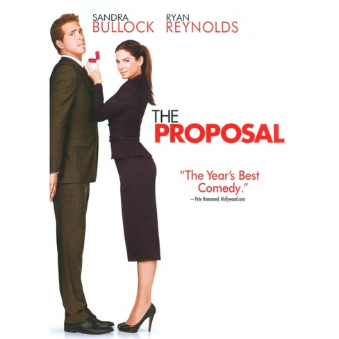 The Proposal (dvd_video) - image 1 of 1