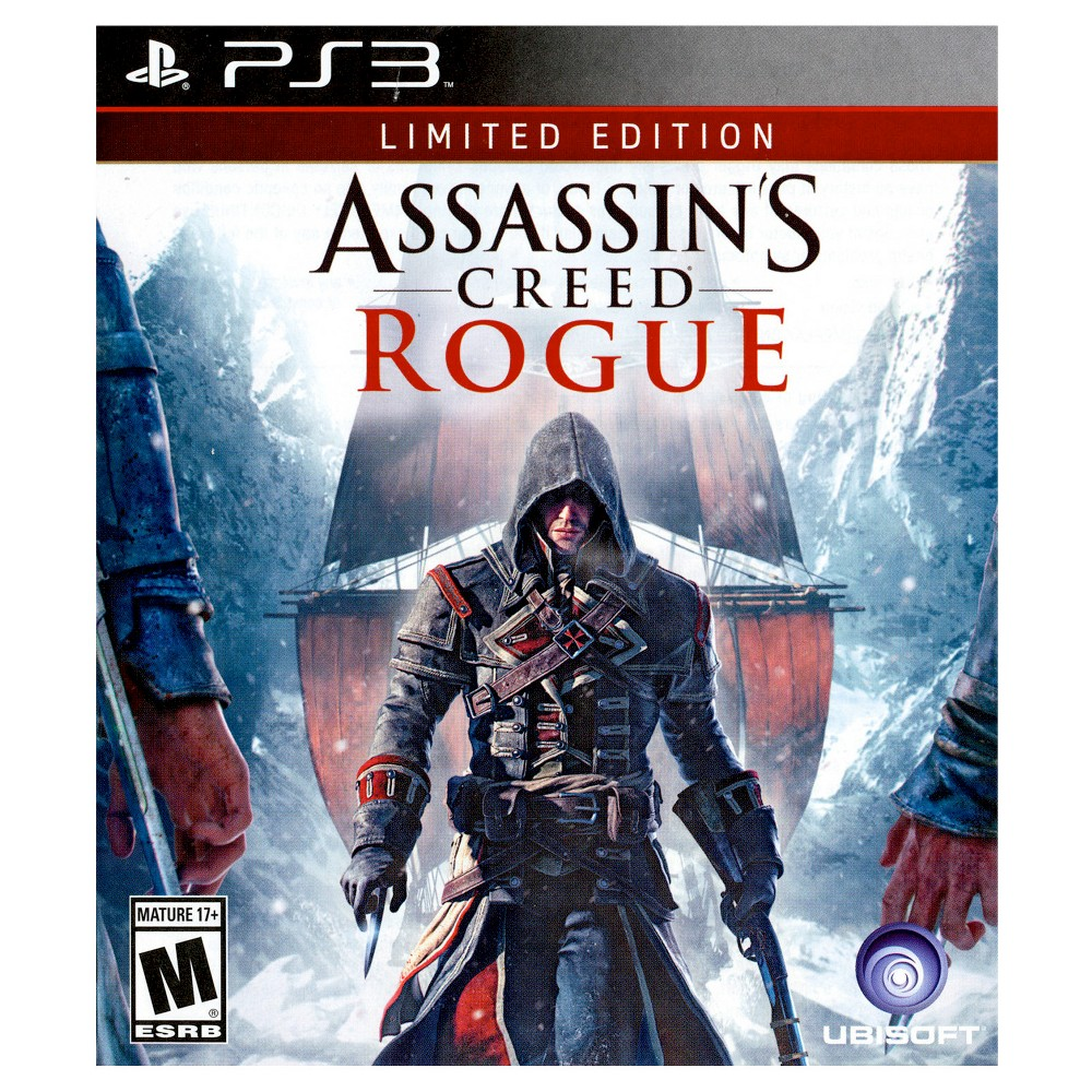 Assassin's Creed: Rogue Pre-Owned PlayStation 3