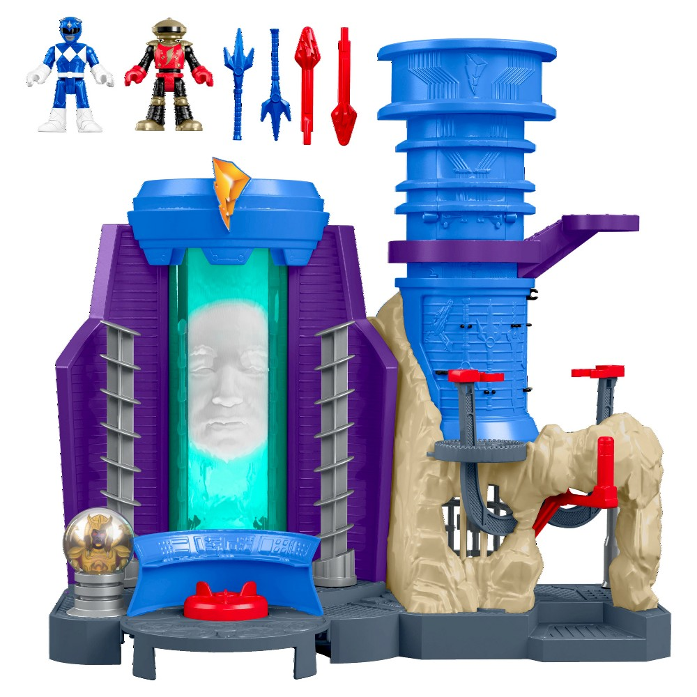 Fisher-Price Imaginext Power Rangers Command Center Playset