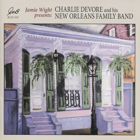 Charlie devore - Charlie devore and his new orleans fa (CD) - image 1 of 1