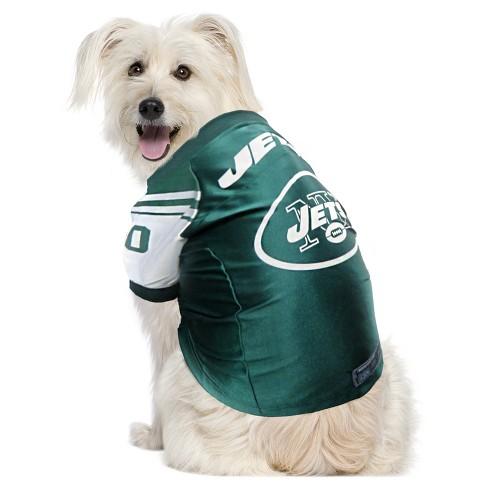5b573832d7c New York Jets Little Earth Pet Premium Football Jersey - Green XL. Shop all  NFL