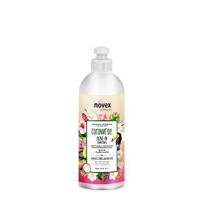 Novex Coconut Oil Leave in Conditioner - 10.5 fl oz