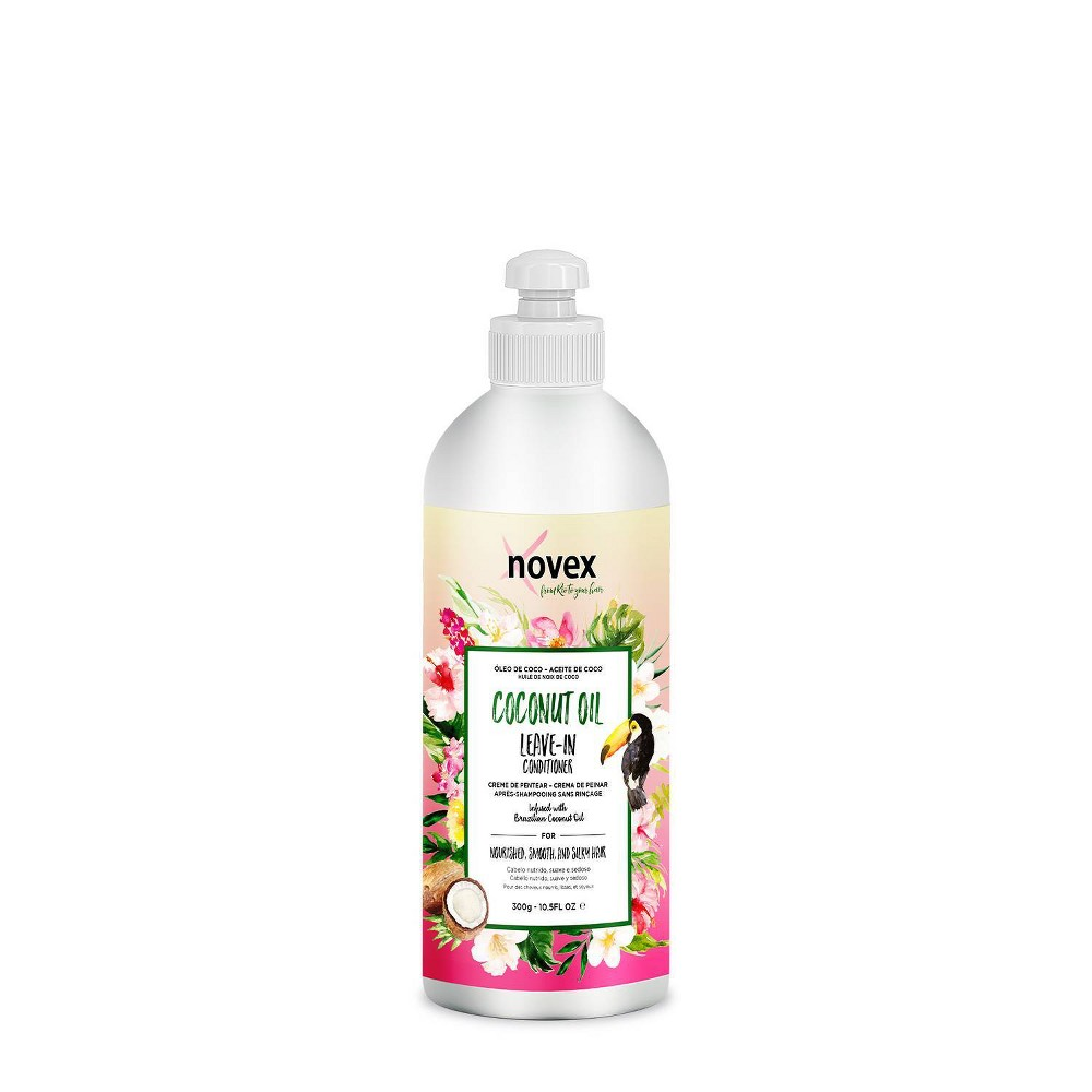 Image of Novex Coconut Oil Leave in Conditioner - 10.5 fl oz