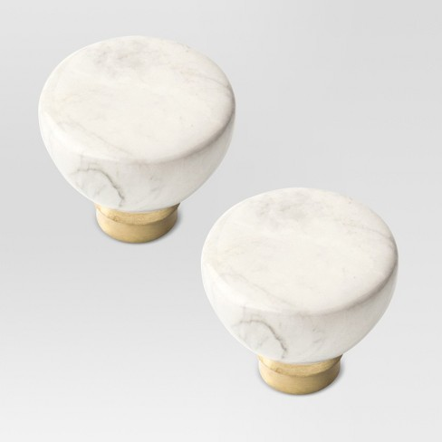 Faux Marble Knob - Threshold™ - image 1 of 1