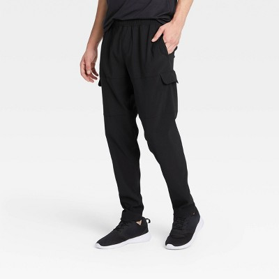 Men's Woven Cargo Jogger Pants - All in Motion™