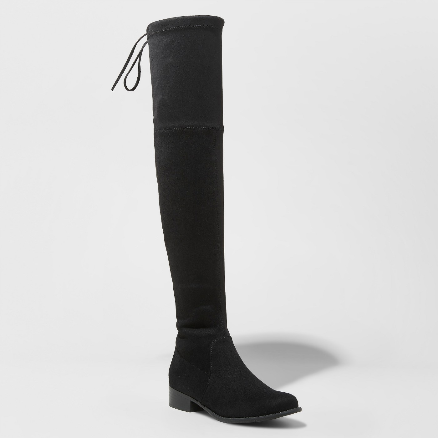 Women's Sidney Over the Knee Sock Boots - A New Day™ - image 1 of 3