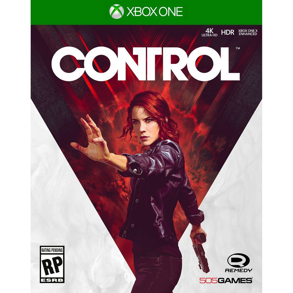 Control - Xbox One, Video Games