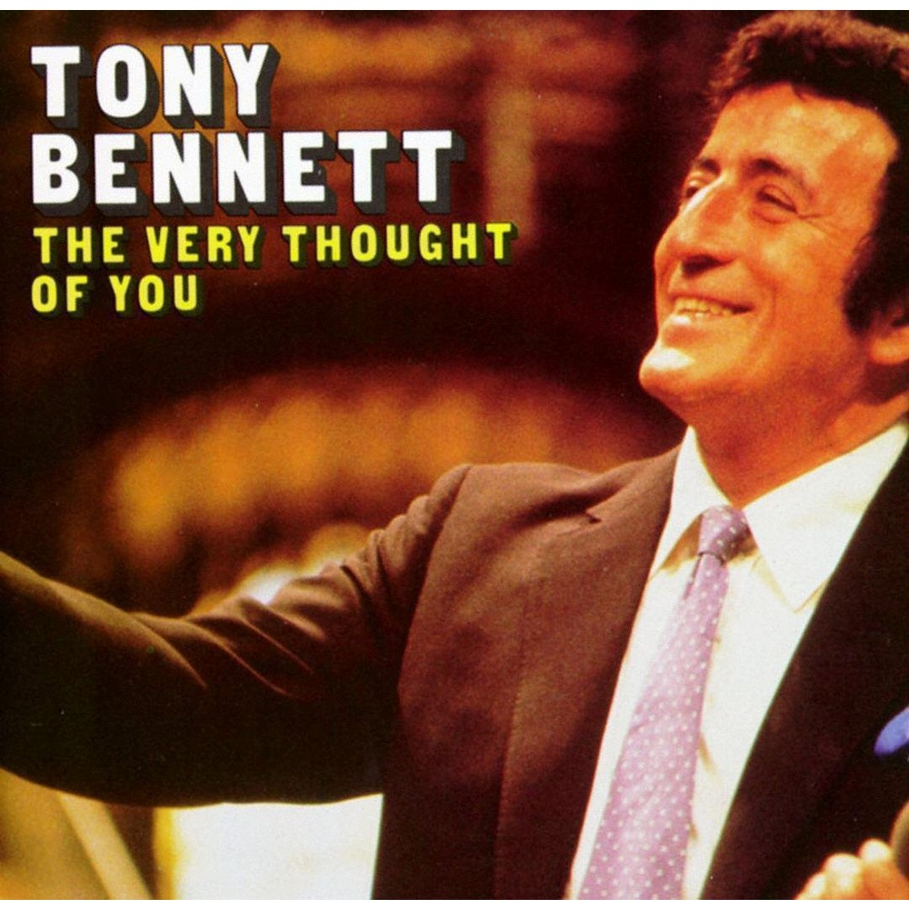 Bennett.Tony - Very thought of you (CD)