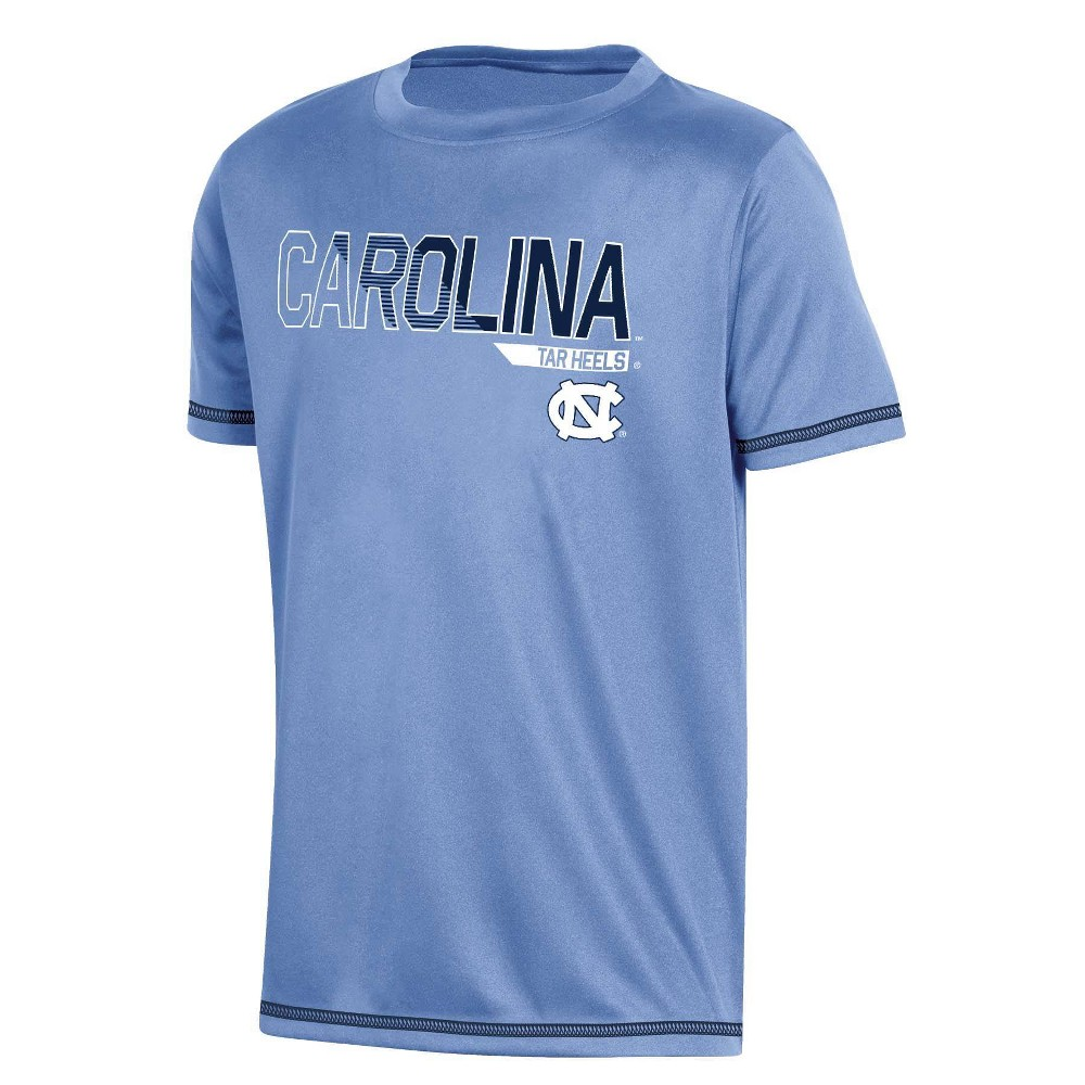 Ncaa North Carolina Tar Heels Boys 39 Short Sleeve Crew Neck T Shirt S