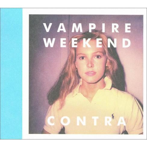 Vampire Weekend - Contra (CD) - image 1 of 2