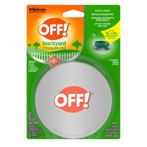 OFF! Mosquito Coil Starter - image 1 of 4