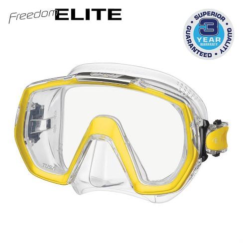 Tusa Freedom Elite Diving Mask - image 1 of 1