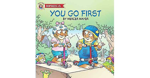 You Go First (Hardcover) (Mercer Mayer) - image 1 of 1