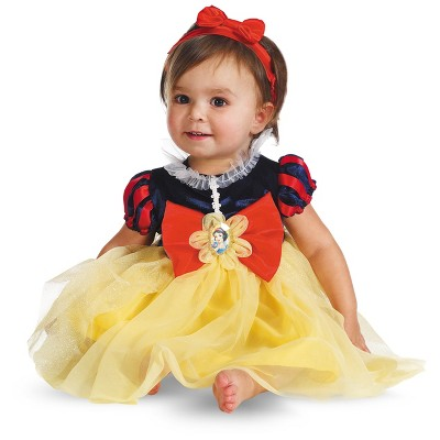 Baby Snow White Halloween Costume