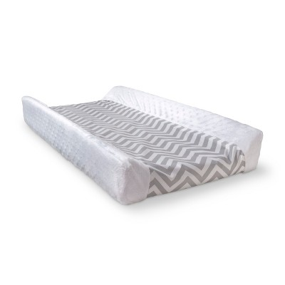 Circo™ Wipeable Changing Pad Cover - Chevron