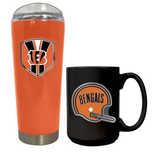 NFL Cincinnati Bengals Roadie Tumbler and Mug Set - image 1 of 1