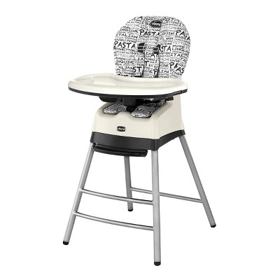 Chicco Stack 3-in-1 High Chair - Pasta