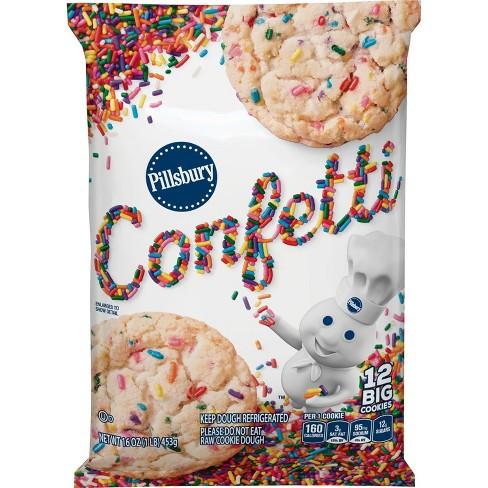 Pillsbury Confetti Big Cookies - 16oz/12ct - image 1 of 4