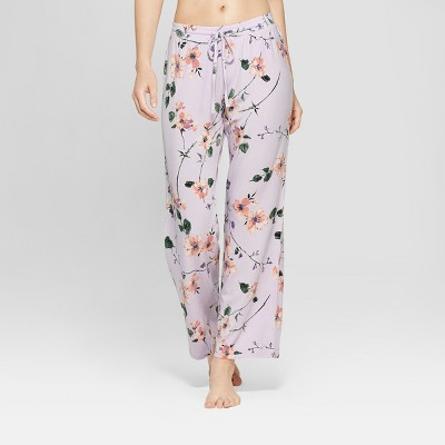 Women's Total Comfort Pajama Pants   Gilligan &Amp; O'malley™ Violet by Gilligan & O'malley