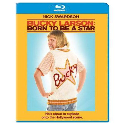 Bucky Larson: Born To Be A Star (Blu-ray) - image 1 of 1