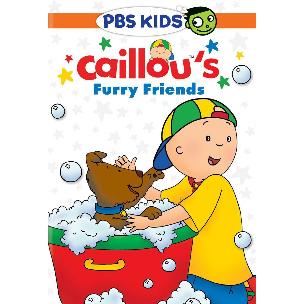 Caillou: Caillou's Furry Friends