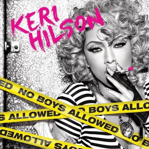 Keri Hilson - No Boys Allowed (CD) - image 1 of 1