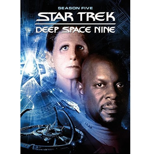 Star Trek:Deep Space Nine Season 5 (DVD) - image 1 of 1