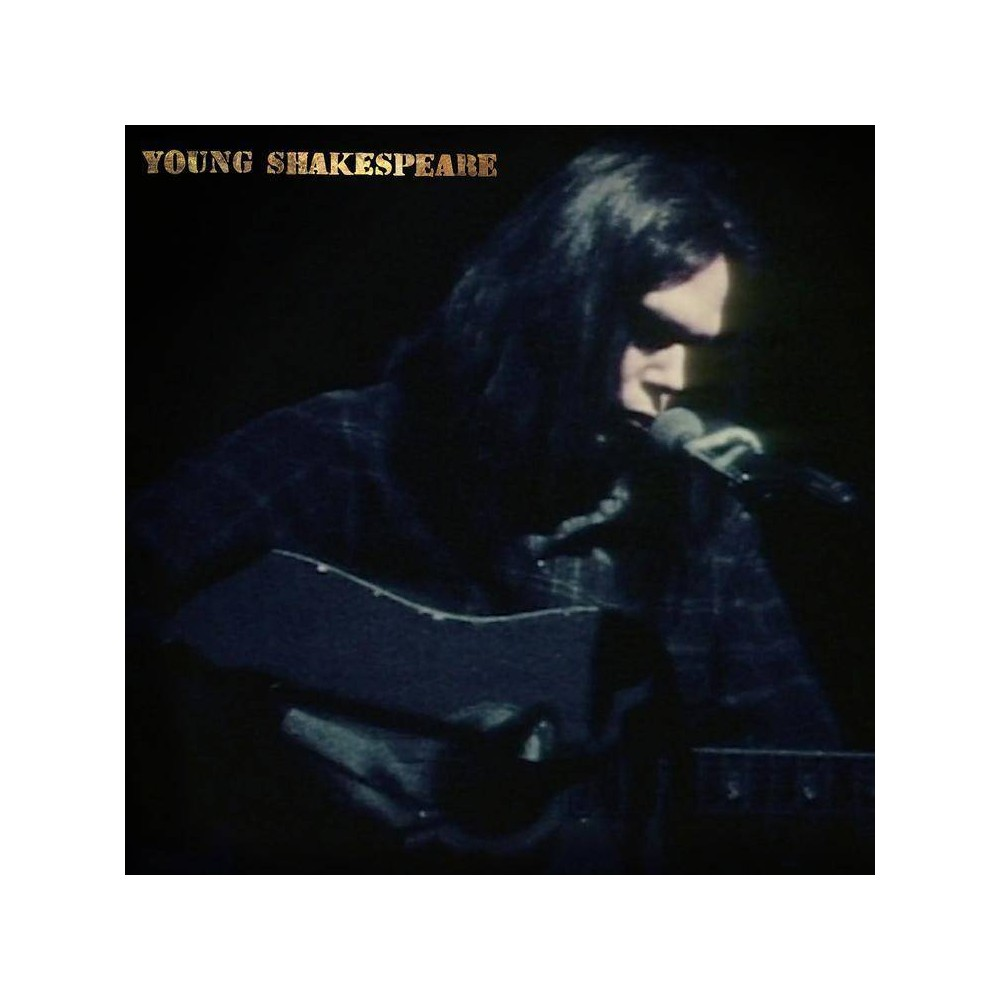 Neil Young Young Shakespeare Cd