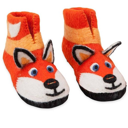 Kids Felted Wool Slippers - Magic Cabin - image 1 of 1