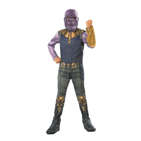 Boys' Marvel Avengers Infinity War Thanos Halloween Costume - image 1 of 1