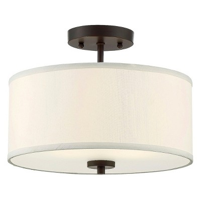 Ceiling Lights Semi-Flush Mount Oil Rubbed Bronze - Aurora Lighting