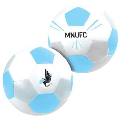 MLS Minnesota United FC Big Softee Size 5 Soccer Ball