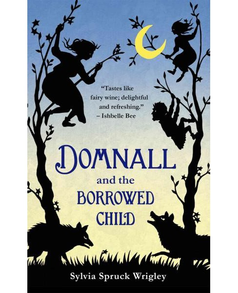 Domnall and the Borrowed Child (Paperback) (Sylvia Spruck Wrigley) - image 1 of 1