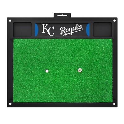 MLB Kansas City Royals Golf Hitting Mat
