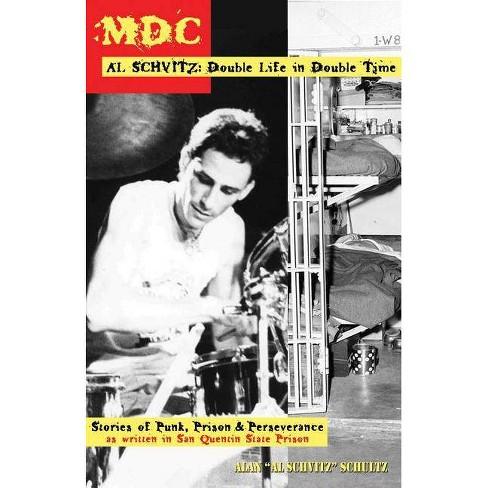 MDC Al Schvitz - by  Alan Schultz (Paperback) - image 1 of 1