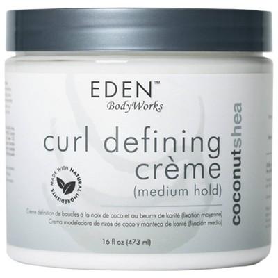 Eden BodyWorks Coconut Shea Curl Defining Creme - 16 fl oz