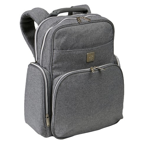 a5a3b929557 Ergobaby Anywhere I Go Backpack Diaper Bag - Gray   Target