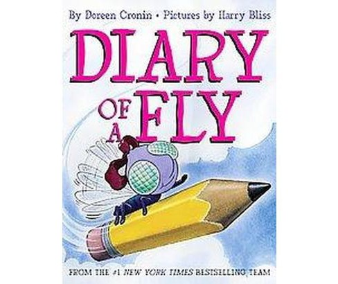 Diary of a Fly (Hardcover) by Doreen Cronin - image 1 of 1